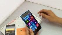 Trên tay em Lumia 640 chính hãng vừa ra