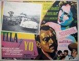 Ella y Yo (1951) Pedro Armendáriz, Miroslava, Manuel Tamés hijo.  Pelicula Completa comedia