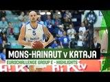 Mons-Hainaut (BEL) v Kataja Basket (FIN) – Highlights – Regular Season – 2014-15 EuroChallenge