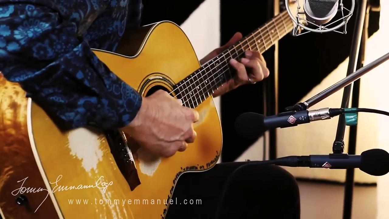 Tears In Heaven | Tommy Emmanuel & Igor Presnyakov