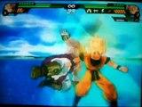 DBZ Tenkaichi 3 (Wii): Best Tenkaichi 3 fight and my last video