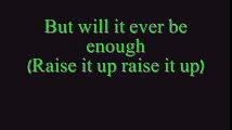 Florence and the Machine-Rabbit Heart (Raise It Up) lyrics