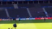 Juve partitella all'Olympiastadion in vista della finale di Champions League