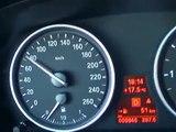 Maximum speed and acceleration BMW X5 4.8i E70