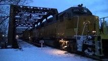 Grand Rapids, Michigan Railfanning Marquette Rail CSX GR Police