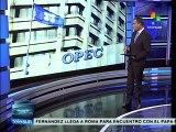 Asdrúbal Chávez califica de exitosa la cumbre OPEP