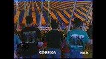 #Corse Intervention du FLNC en 1991 aux journées internationales