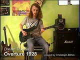 Dream Theater Overture 1928 Guitar Cover