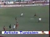 Tunisie 1-0 Maroc 1-0  but Tarek Dhiab en 1988