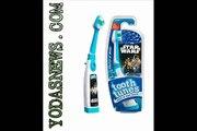 Star Wars Toothbrush Tooth Tunes StarWars