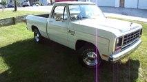 1985 Dodge Ram D100