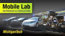 Hybrid Vehicles HEV Mobile Lab for Industry Short Courses