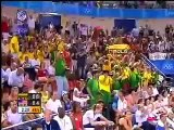 Sarunas Jasikevicius _69 Seconds - USA vs Lithuania - Athens