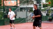 Le Padel, un jeu de raquette qui va vous changer du tennis