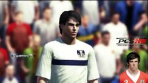BALE from PES 2008 to PES 2015