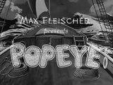 Popeye The Sailor Man - I eats my spinach