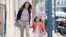 """Campagne """"Assurons-nous de transmettre les bons gestes"""" : les piétons (parent/enfant)"""