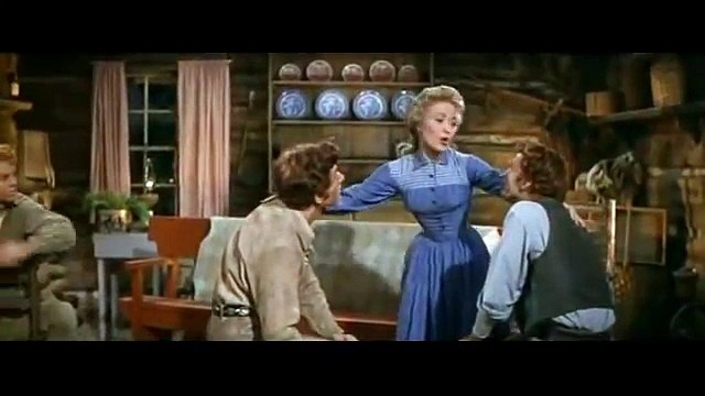 Goin' Co'tin'-Seven brides for seven brothers