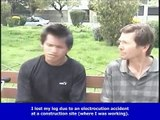 Interview with two prosthetic patients in Bolivia with LIMBS M1 knee