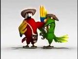 Canciones Infantiles en Espanol para Ninos Perro Chacarron Macarron
