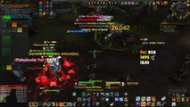 "World Of Warcraft lvl 92 Hunter pvp - ""Stay on that flag"""