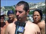 Mare day - A Napoli tutti in acqua contro la fobia del mare inquinato