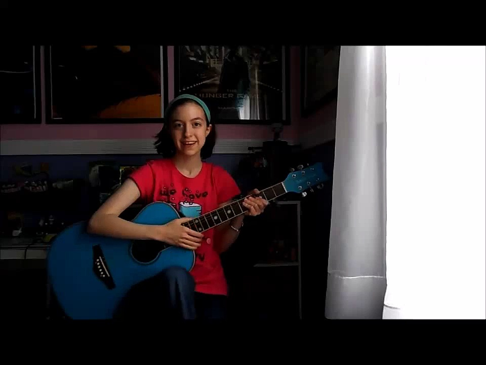 On the Run- Steven Universe Guitar Tutorial