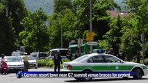 German resort town near G7 summit venue braces for protests