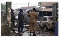 Ghana News - At least 90 killed in Ghana petrol station fire in city of Accra