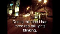 Night Bicycle Riding