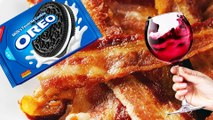 Food News Roundup: Scratch & Sniff Bacon Lottery, Taco Bell WIne, & More!