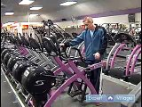 Cardiovascular Exercise Gym Equipment : How to Workout on the Arc Trainer for Cardio Exercise
