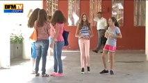Ils ont fait leur rentrée au lycée français de Damas - 09/09