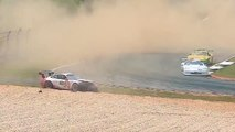 Milton Big Crash 2015 Trans-Am Road Atlanta