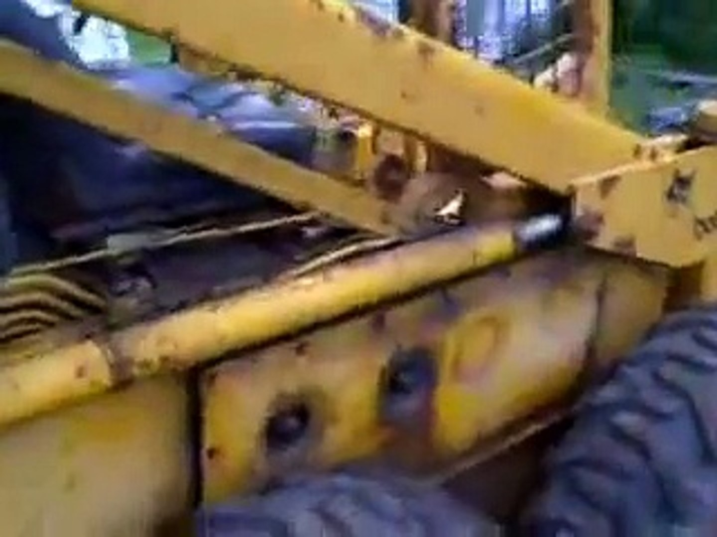 Bobcat 610 Clutch inspection and information