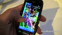 Nokia C7 Symbian^3 smartphone hands on demo