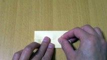 Origami Rabbit / 折り紙 うさぎ 折り方 作り方