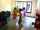 Dance Moves 4 - Street Kids in Pune, India - Ashraya Initiative for Children (AIC)