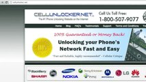 How to Unlock Samsung Wave (S8500, Wave 2 S8530, Wave 3 S8600,Wave Y S5380, Wave M S7250) by Code