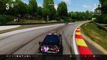Forza 4 - Road America - Merc C-Class DTM vs Dodge Viper and Ferrari F50