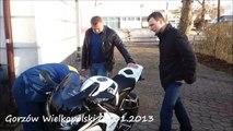 Honda CBR 1000 RR FIREBLADE 2008 Zakup Andrzeja