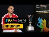 Curry hopes to help USA defend world title