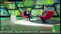 """La Sexta Noche - """"Ser patriota catalán es algo bonito y ser patriota español es ser un facha"""""""