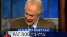 Pat Robertson fala sobre terremoto no Haiti (legendado)