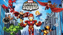 The Super Hero Squad Show Full English Opening Theme Song