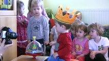 Lieder und Spiele zum Geburtstagsfest - Kinderkrippe Bad Waltersdorf - 2012 - Thomas Koppe