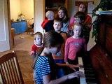 Village d'enfants de Graši. Lettonie. Vive le vent letton