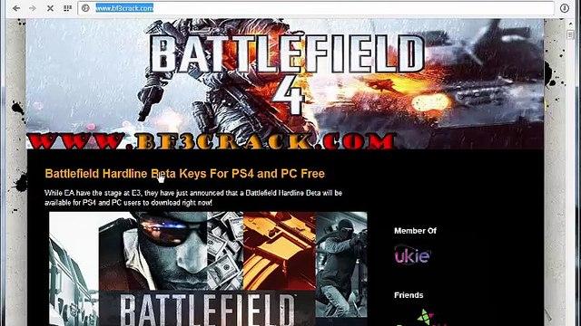 Battlefield BETA Hardline Téléchargement gratuit LEAKED Gratis Gratuit