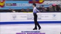 (中・日字幕付き)GPF 2014 SP - Yuzuru Hanyu [Eurosport-British] (Chinese/Japanese Subtitled)