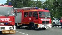 Tödlicher Verkehrsunfall B42 bei Oestrich - 29 Jähriger stirbt bei schwerem Unfall - 05.08.2012